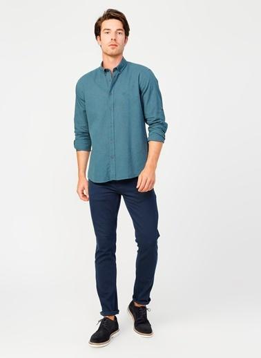 George Hogg Gömlek Yeşil